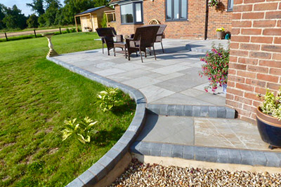 Patio, North Elmham